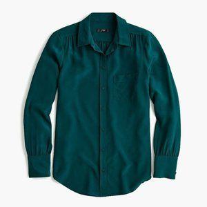 J. Crew Tops - New J Crew Women's Button-up Shirt Size 2